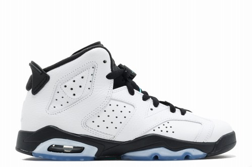 Air Jordan 6 GS Hyper Jade